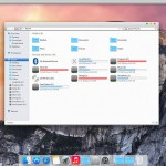 Windows mit einem Transformationspack in OS X YOSEMITE verwandeln