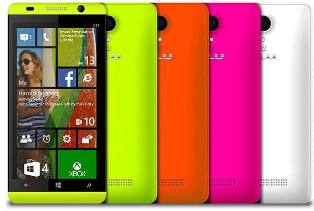 Neue Windows Phones auf der Expo von Microsoft gezeigt