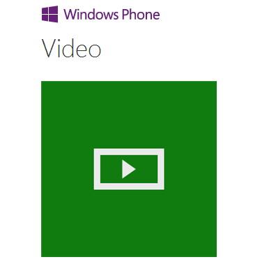 Xbox Video mit einem Update und Xbox Musik kommt nächste Woche für das Windows Phone