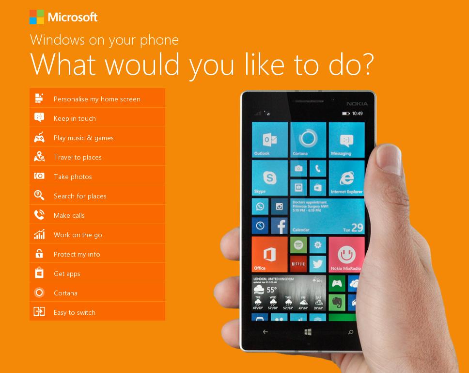 Microsoft zeigt, was Windows Phone 8.1 alles kann