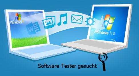 Wir suchen einen Tester für die PC Migrationssoftware – EaseUS Todo PC Trans