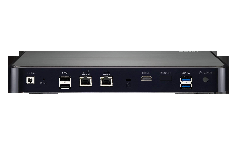 QNAP stellt lüfterloses NAS-System HS-251mit HDMI-Port vor
