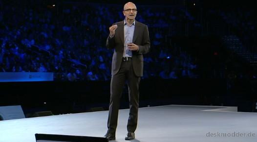 Microsoft Worldwide Partner Konferenz – Mittwoch: Eine kleine Zusammenfassung