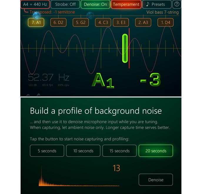 App des Tages: Airyware Tuner für das Windows Phone