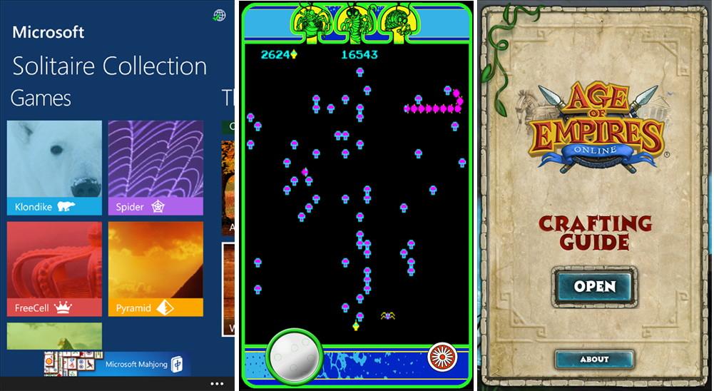 Ältere Xbox Live Spiele von WP7 nun auch für Windows Phone 8.(1)
