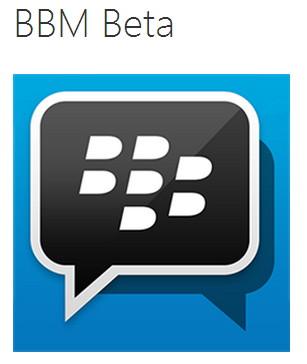 BBM App für das Windows Phone steht jetzt als öffentliche Beta zum Download bereit