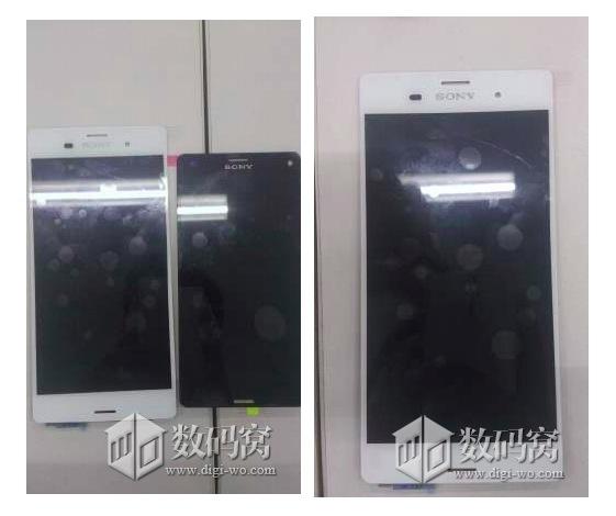 Sehen wir hier ein erstes Bild vom Sony Xperia Z3 & Sony Z3 Compact ?