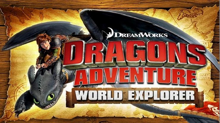 DreamWorks Dragons Adventure World Explorer: Das Game für Windows und Windows Phone veröffentlicht