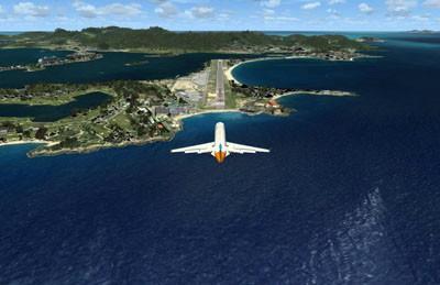Microsoft schliesst Lizenzvereinbarung für den Flugsimulator mit Dovetail Games
