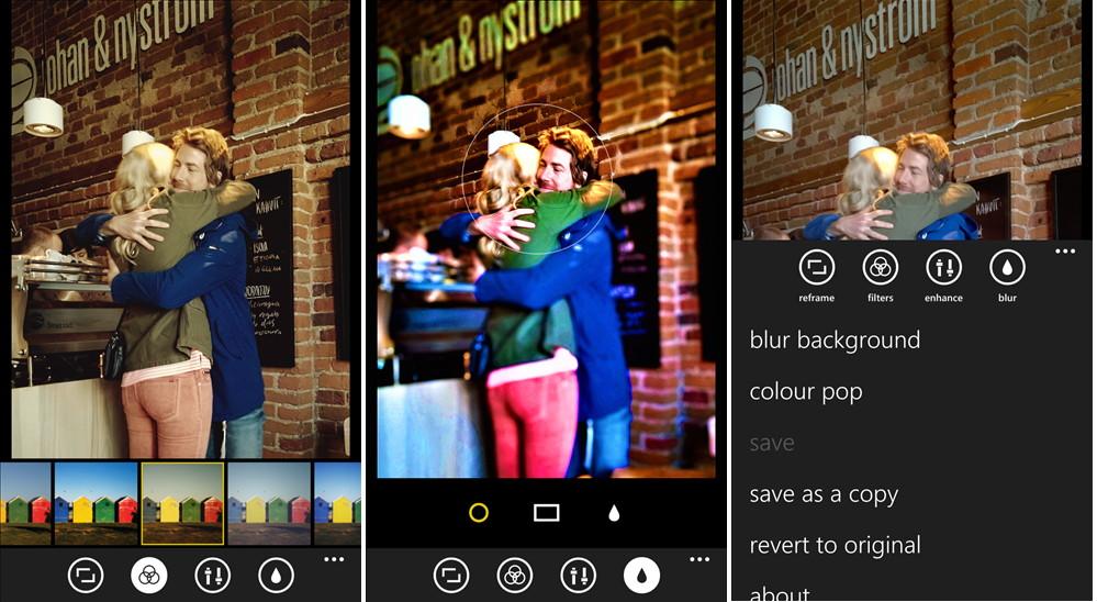 Nokia Creative Studio für das Windows Phone mit einem Update auf Version 6.0