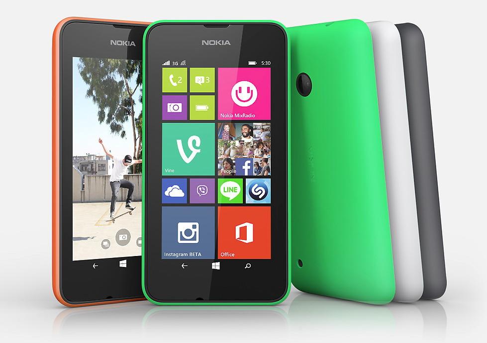Der Unterschied vom Nokia Lumia 530 zum Lumia 630 in einer Übersicht