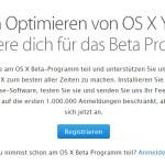 Apple OS X Yosemite öffentliche Beta steht jetzt zum Download bereit