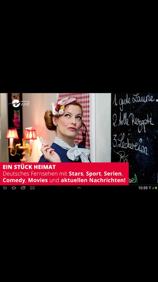 Mit ProSiebenSat.1 Welt auch im Ausland deutsches TV schauen