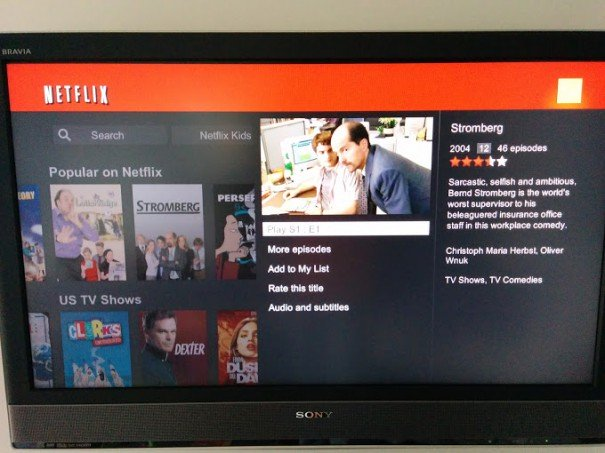 Erste User können in Deutschland Netflix nutzen