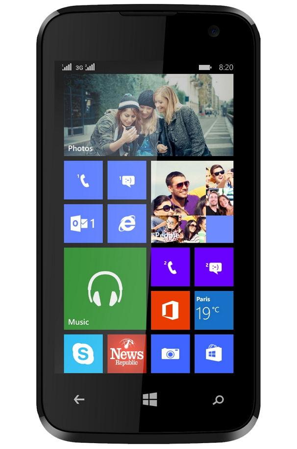 Archos kommt zur IFA mit einem 80 Euro Windows Phone