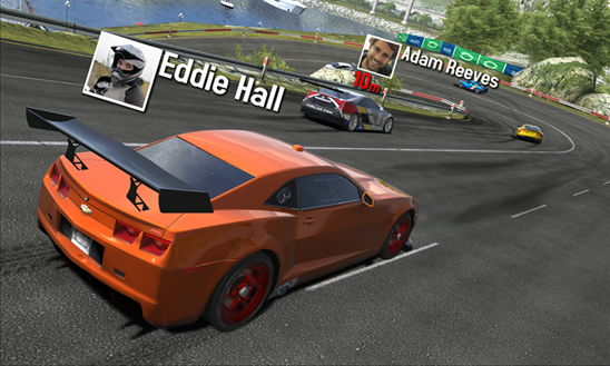 GT Racing 2: The Real Car Experience jetzt auch für 512 MB Ram – Windows Phone