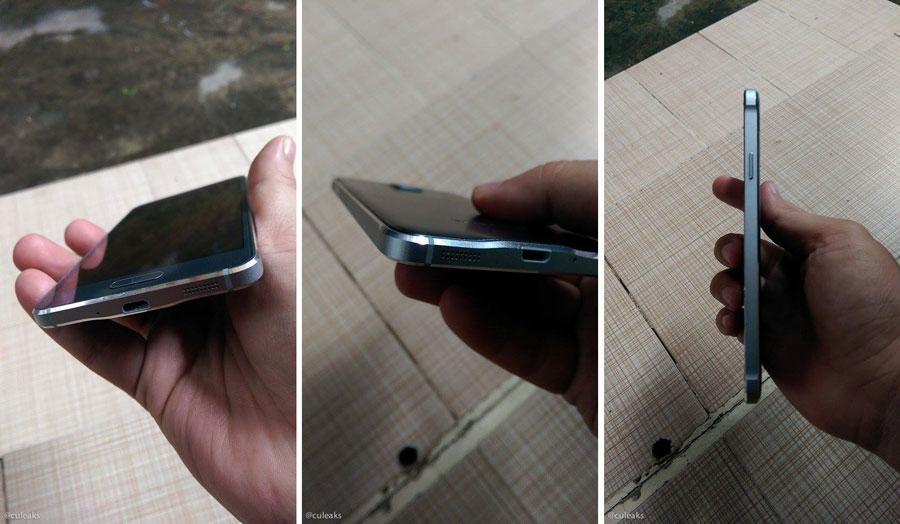 Premium-Smartphone mit Metallrahmen: Samsung Galaxy Alpha geleakt