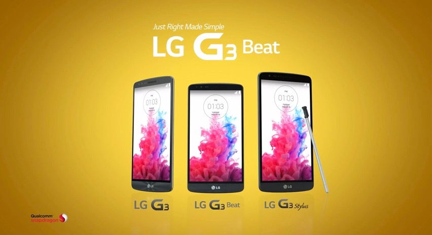 LG G3 Stylus: Das Galaxy Note 4 bekommt Konkurrenz (Video)