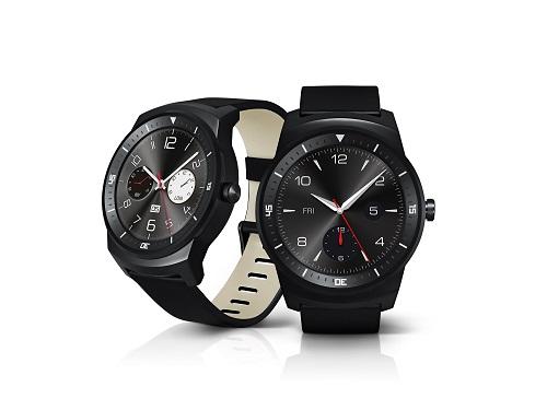 LG G Watch R offiziell vorgestellt