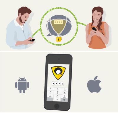 SIMSme Chat-App der Deutschen Post will anderen Konkurrenz machen
