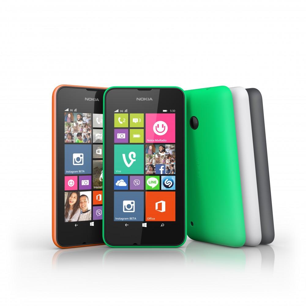 Lumia 530 ab nächster Woche für 99,- Euro in Deutschland verfügbar