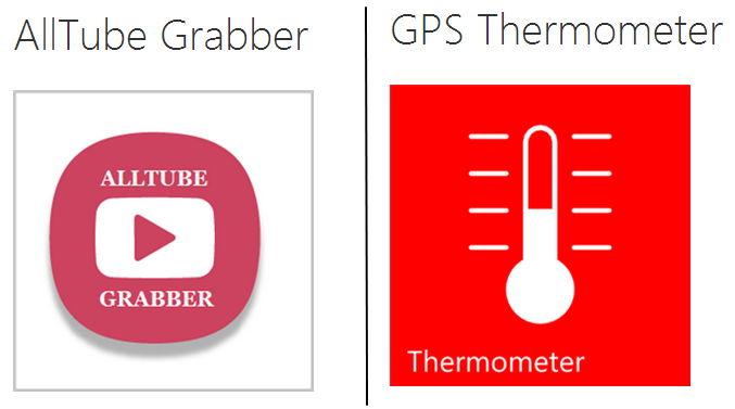 AllTube Grabber und GPS Thermometer heute kostenlos im Windows Phone Store