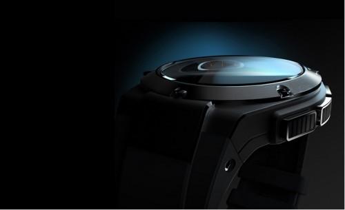 Designer-Smartwatch von HP