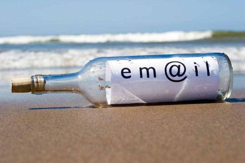 Die E-Mail wird heute 30 Jahre alt
