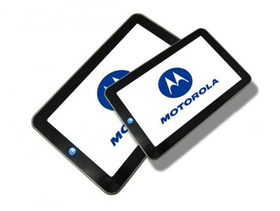 Steigt Motorolla 2015 wieder in den Tablet-Markt ein ?