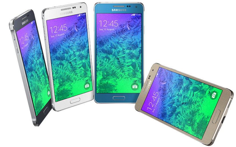 Samsung Galaxy Alpha in 4 Farben ab dem 12. September (Video)