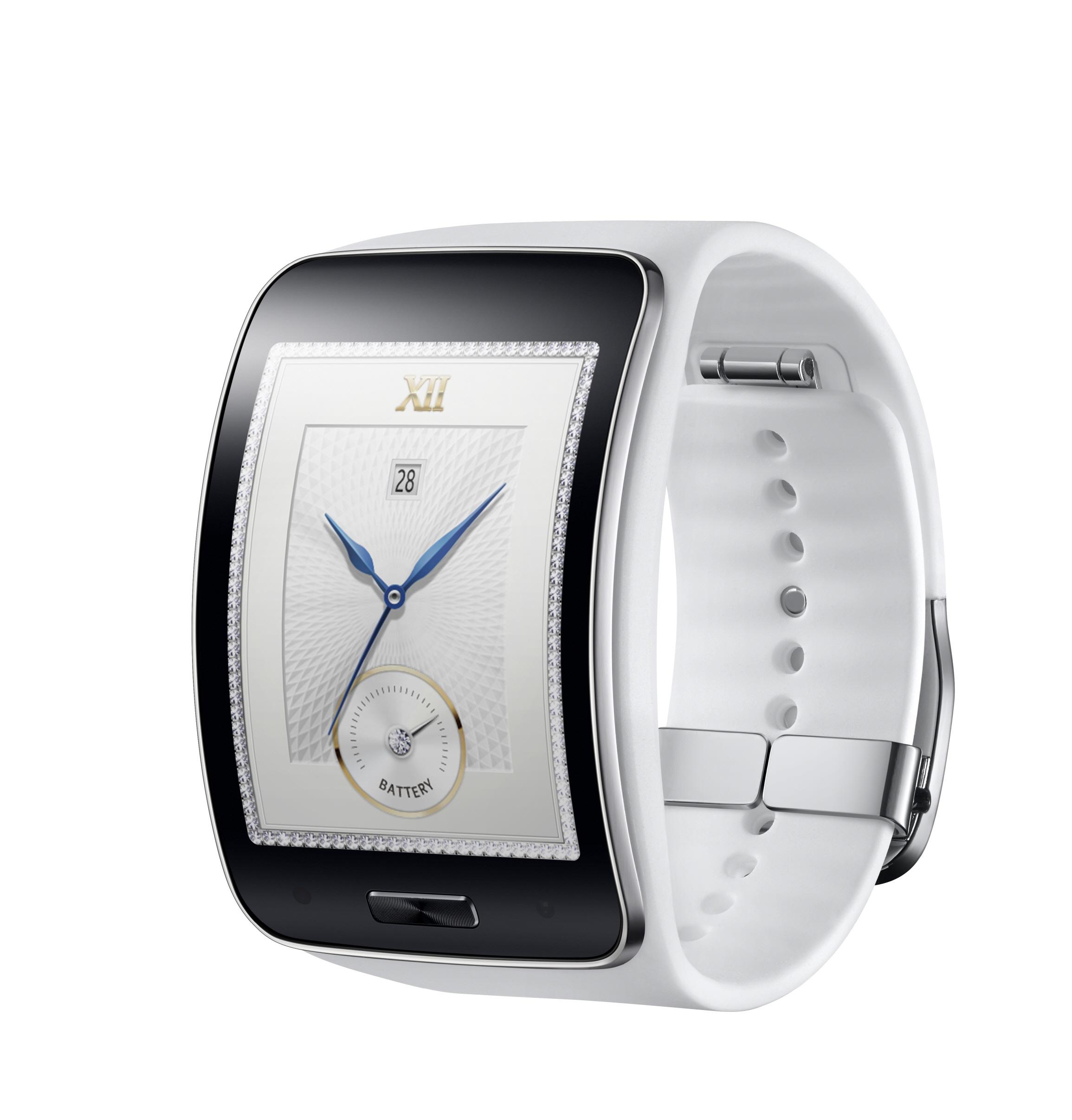 Samsung Gear S offiziell vorgestellt