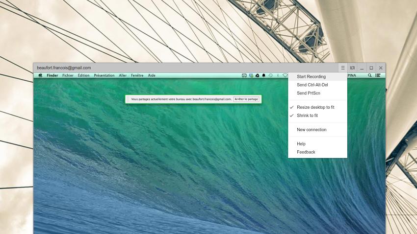 Chrome Remote Desktop bekommt Aufnahmefunktion spendiert