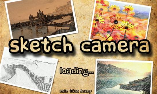App des Tages: Sketch Camera heute kostenlos für das Windows Phone