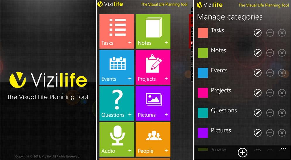 App des Tages: Vizilife heute kostenlos im Windows Phone Store