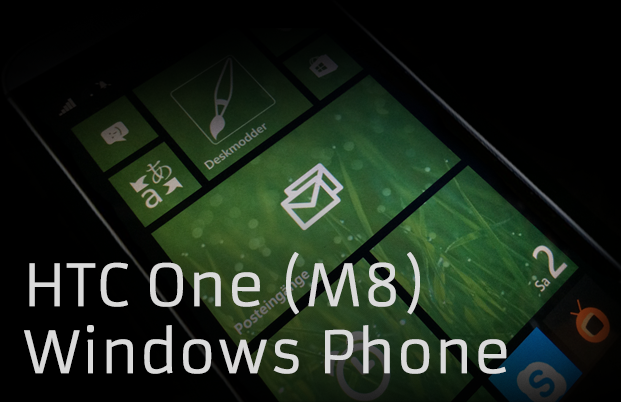 HTC One (M8) mit Windows Phone inoffiziell bestätigt und geleakt