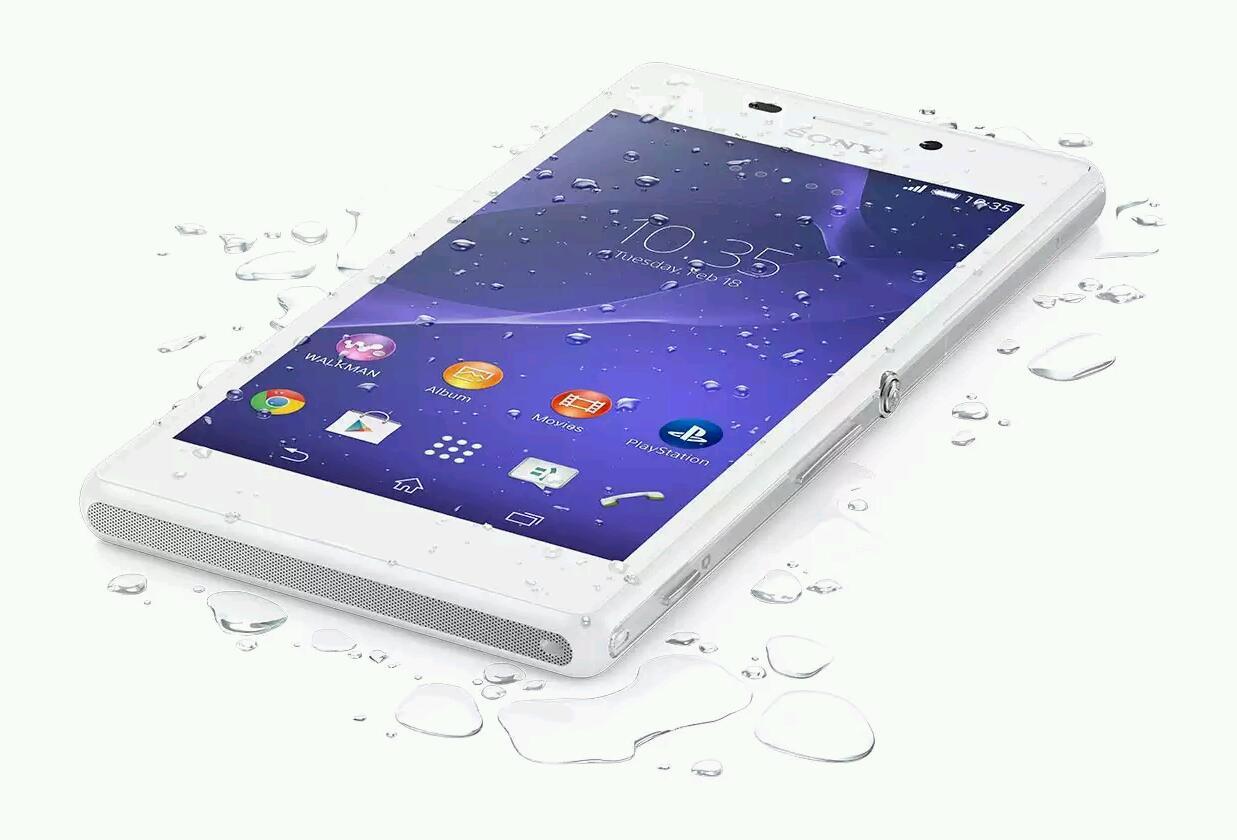 Sony Xperia M2 Aqua vorgestellt