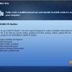 AOMEI PE Builder: Eine bootbare Start-CD  (USB-Stick) erstellen mit integrierten Programmen und vielem mehr