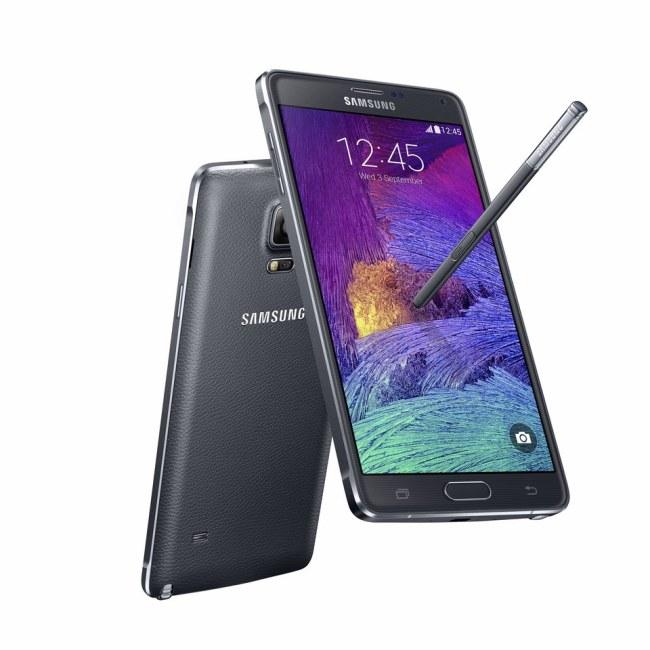 Samsung-Galaxy-Note-4-Schwarz