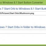 Startbutton von Windows 7 in Windows 8.1 umwandeln – konvertieren