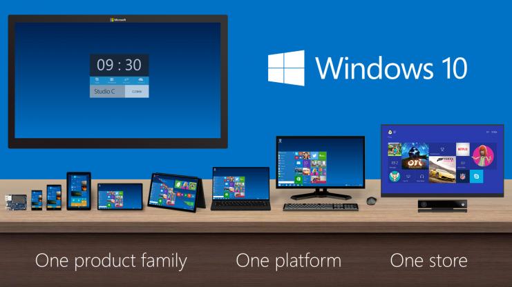 Windows 10: Sonstige Informationen zum neuen Microsoft System