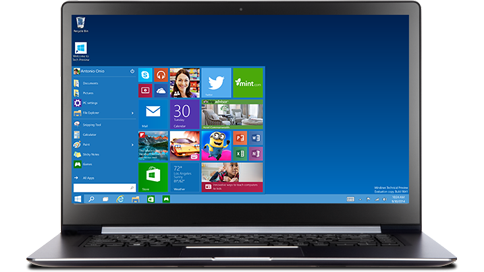 Windows 10: Download und Insider-Programm ab 01.Oktober