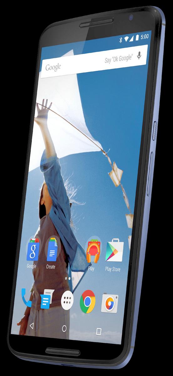 Erstes Pressebild vom Nexus 6 geleakt