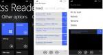 Clever Rss Reader Windows Phone kostenlos