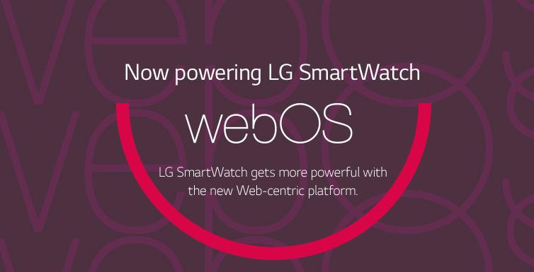LG: Kommende Smartwatch mit WebOS ?