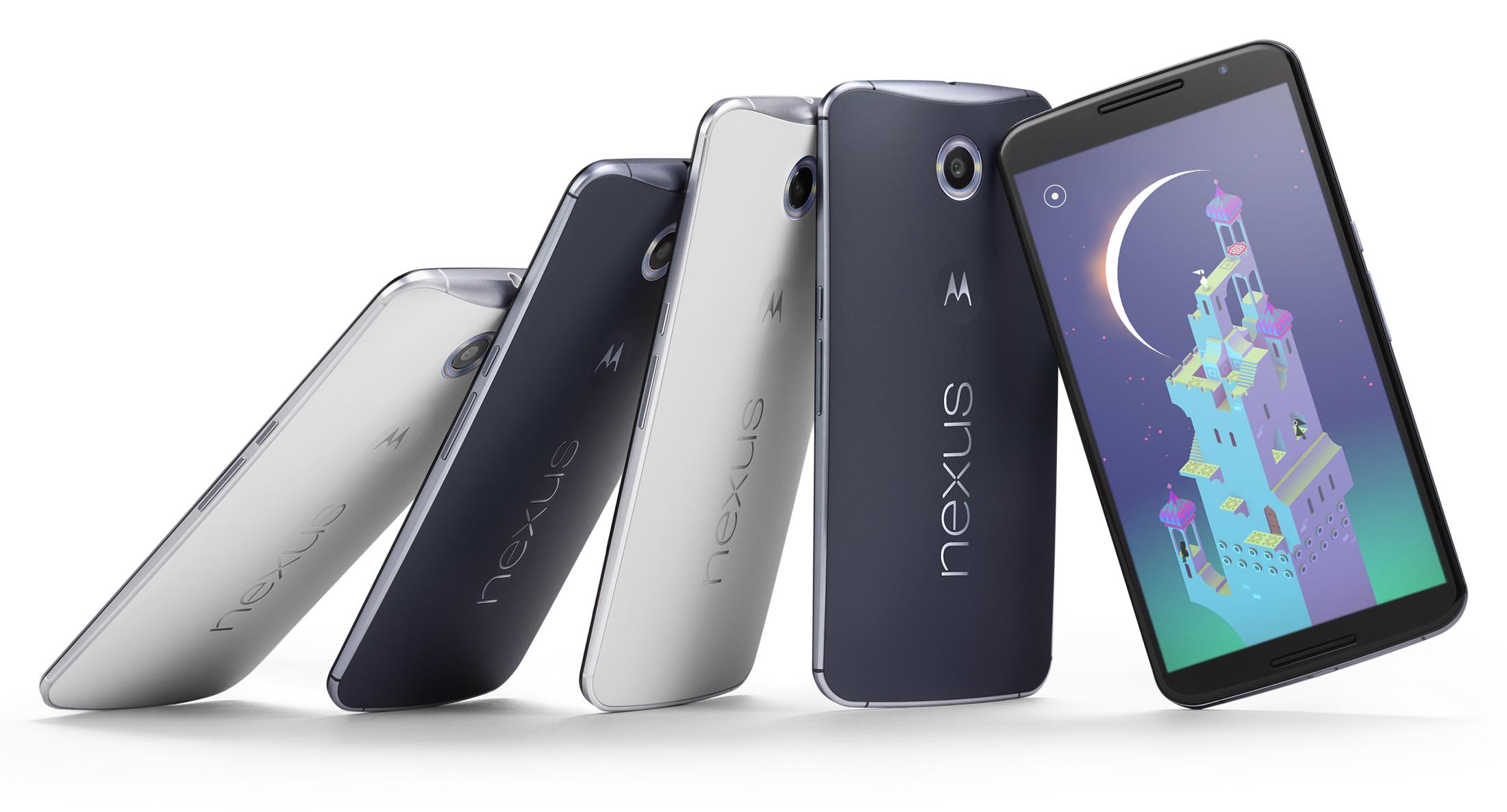 Google stellt das Nexus 6 offiziell vor