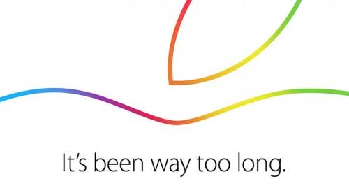 apple event ipad