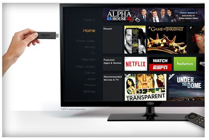 Fire TV Stick – Amazon stellt Chromecast Konkurrenten vor