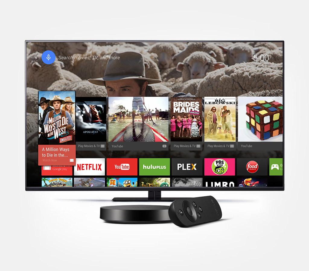 Nexus Player – Google stellt Set-Top-Box mit Android TV offiziell vor