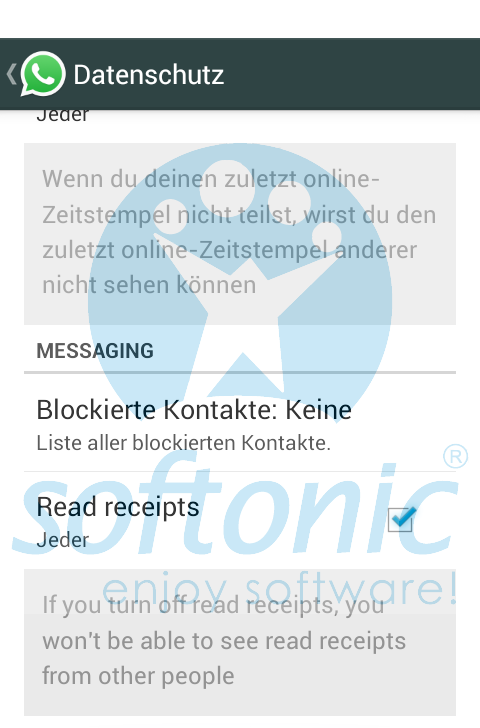 """WhatsApp und die """"Blauen Häkchen"""" – Demnächst deaktivierbar"""