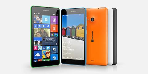 Microsoft stellt Lumia 535 offiziell vor